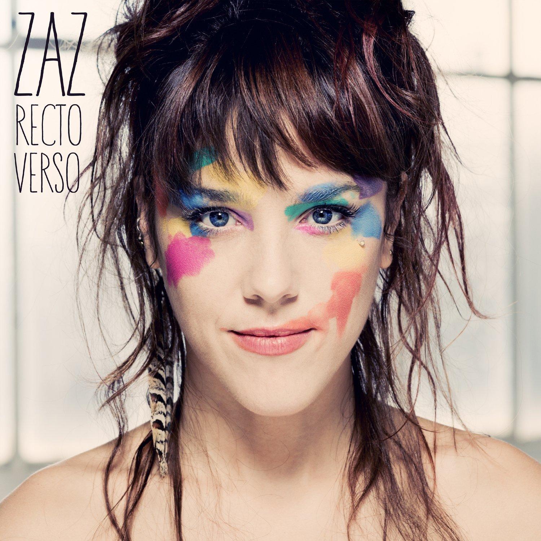 Pochette album Recto Verso de Zaz
